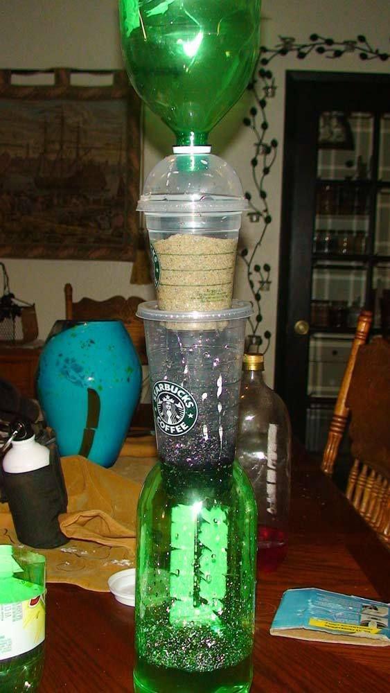 Coffee Cup Water Filter Water Filter Water Filter Diy Diy Water