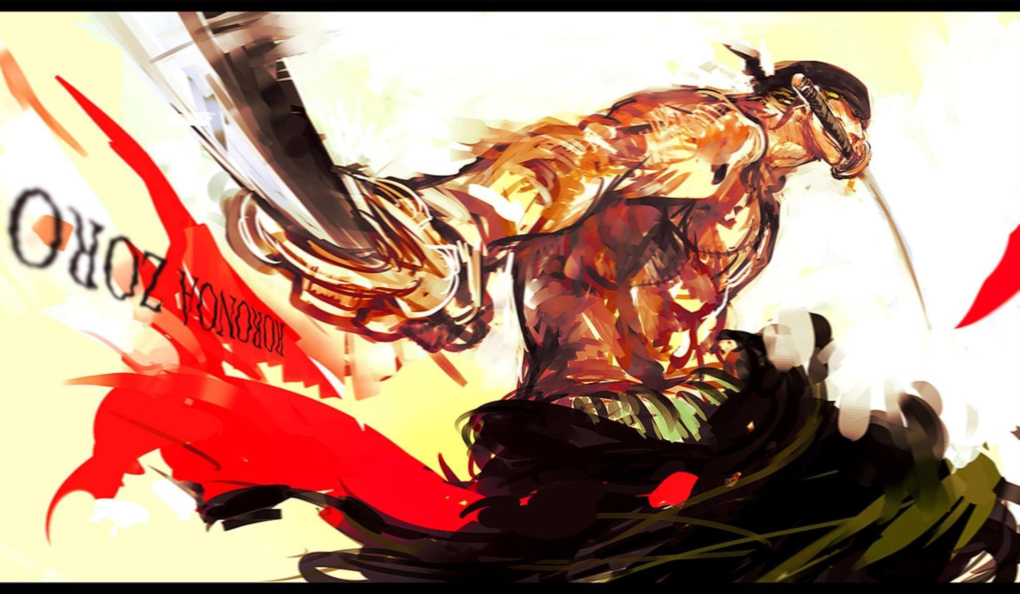 One Epic Zoro Art Zoro One Piece Roronoa Zoro Zoro