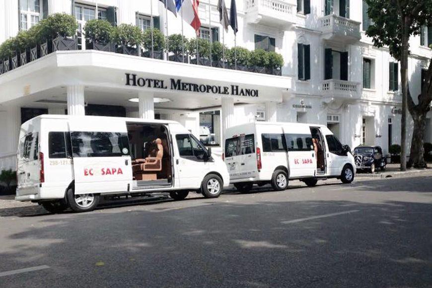 ecosapavipbus supplier of hanoisapa line limousines with