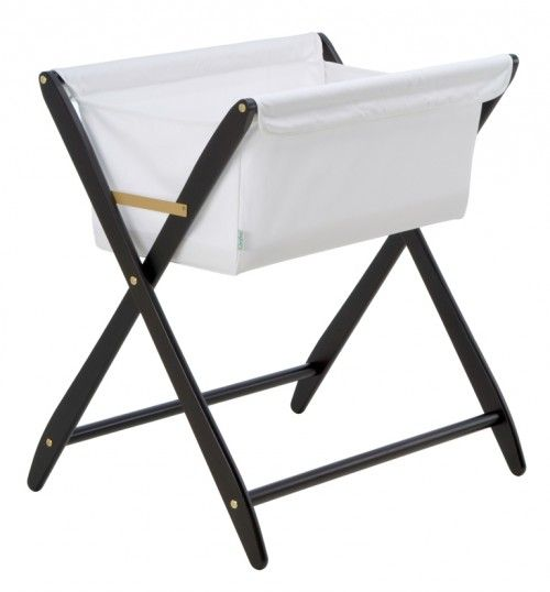 This Cariboo #bassinet folds, can be used as a changer and converts to a toy box when baby is older! #giveaway