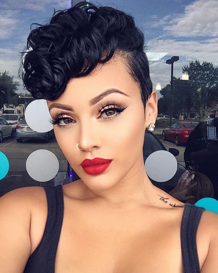 latinas for Short hairstyles