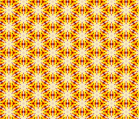 psychedelic_triangles_7 fabric by southernfabricdiva on Spoonflower - custom fabric