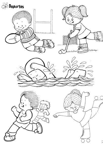 FIGURAS INFANTIL 1 - Juani Ros - Picasa Web Albums | deportes ...