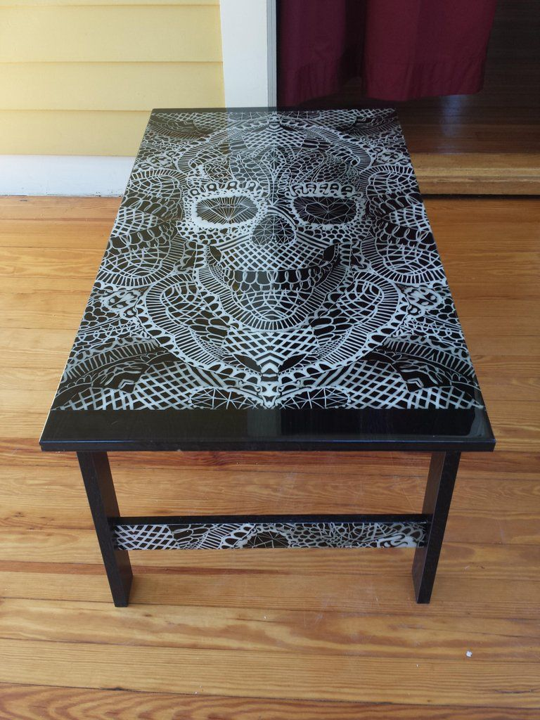 That S One Badass Coffee Table Coffee Table Table Decor