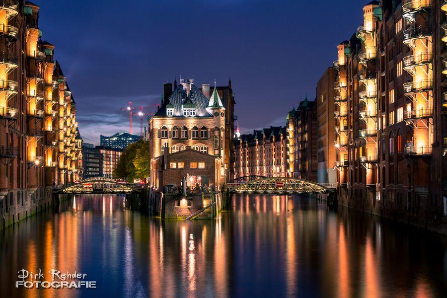 Little Castle Hamburg, Germany