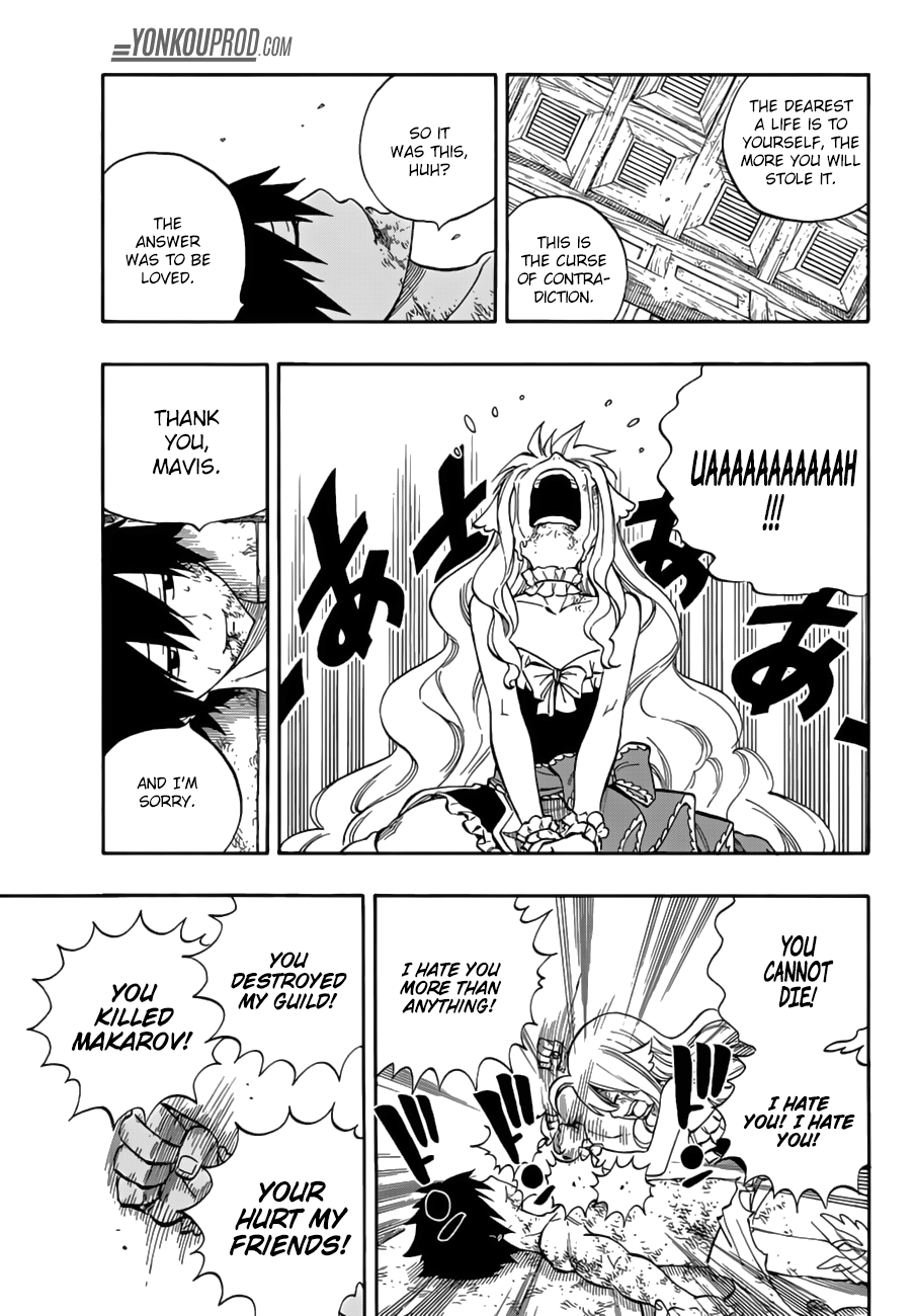 Page 9 :: Fairy Tail :: Chapter 537 :: YonkouProductions