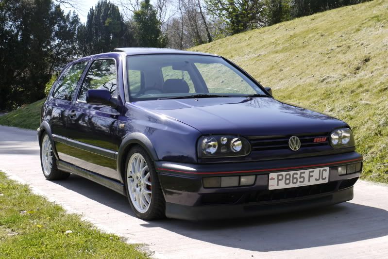 vw golf mk3 gti anniversary love it vw golf mk3 vw. Black Bedroom Furniture Sets. Home Design Ideas