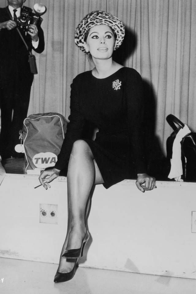 The evolution of the LBD: Sophia Loren, 1965