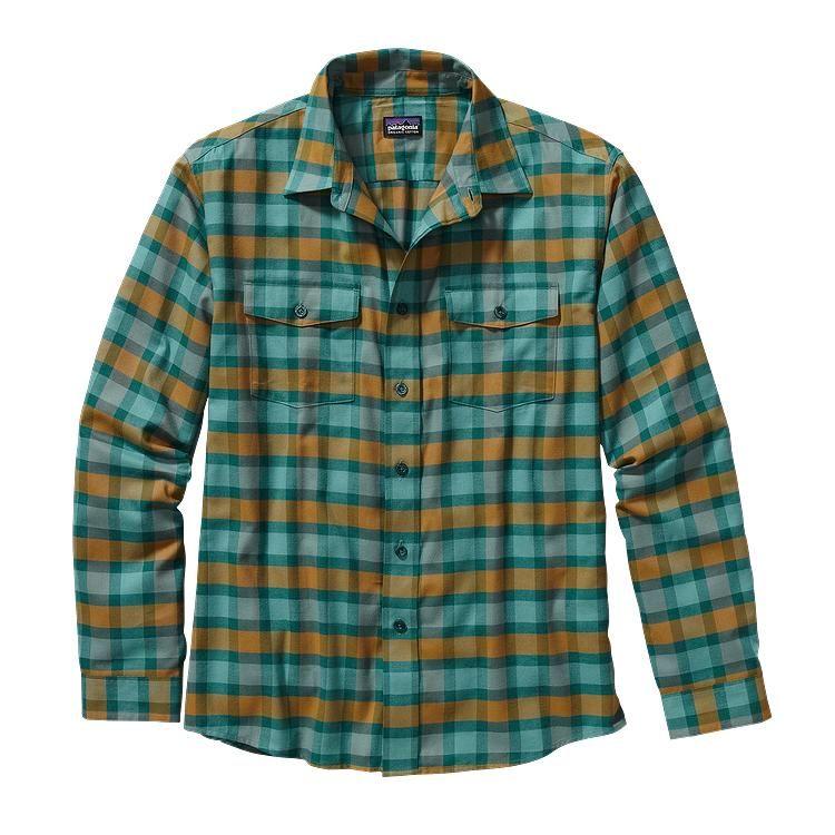 Heless Mens Regular Fit Long Sleeve Casual Cut Off Plaid Print Button up Dress Shirt