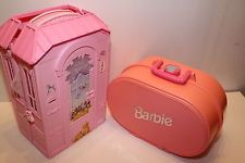 90s barbie pop up house had that