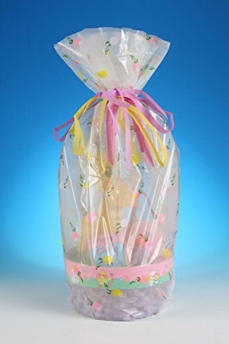 Easter decorations easter basket gift bag wrap diy easter easter decorations easter basket gift bag wrap negle Choice Image