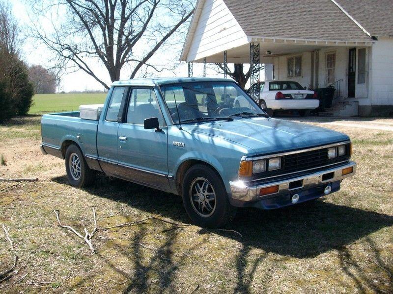 1985 nissan 720 st sport truck king cab 1985 nissan 720 st. Black Bedroom Furniture Sets. Home Design Ideas