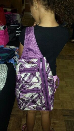 Thirty-One Gifts - Sling Back Bag $45. www.mythirtyone.com ...