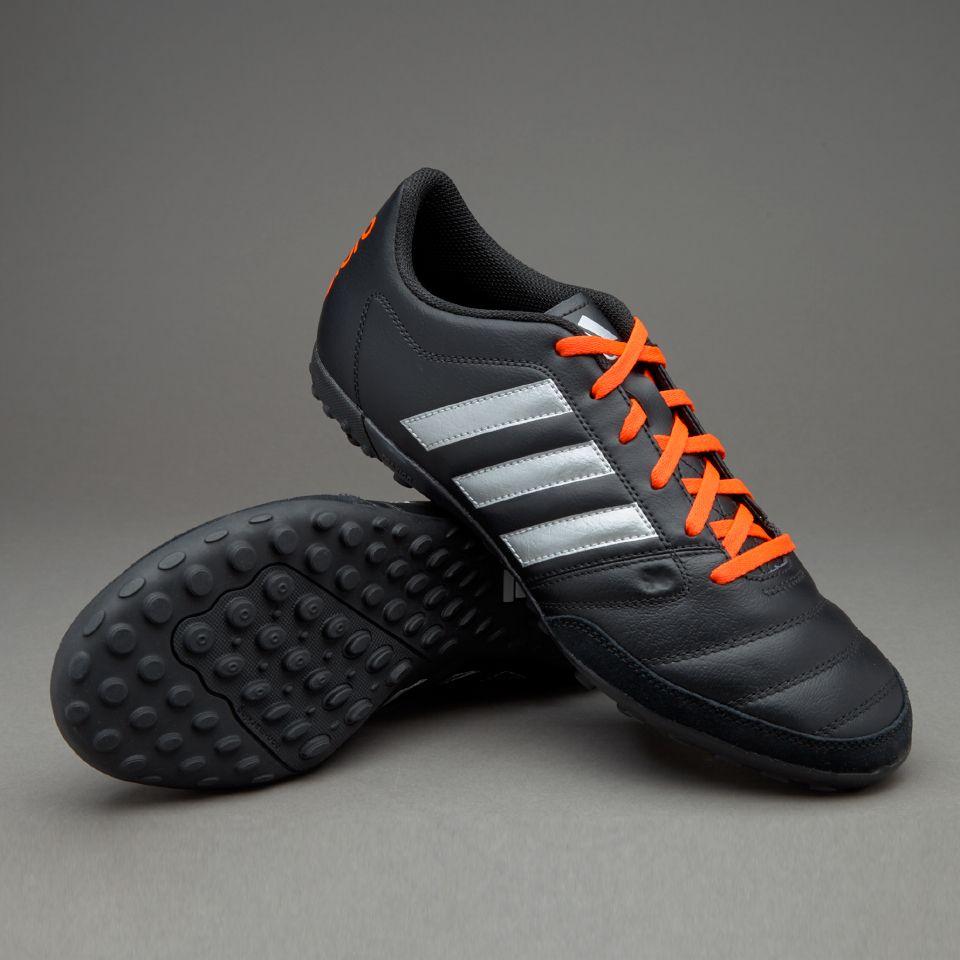 adidas Gloro 16.2 TF - Core Black/Silver Metallic/Solar Red