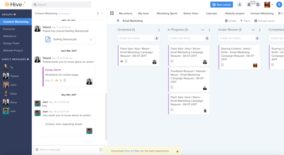 20 Best Project Management & Collaboration Tools | Business Process