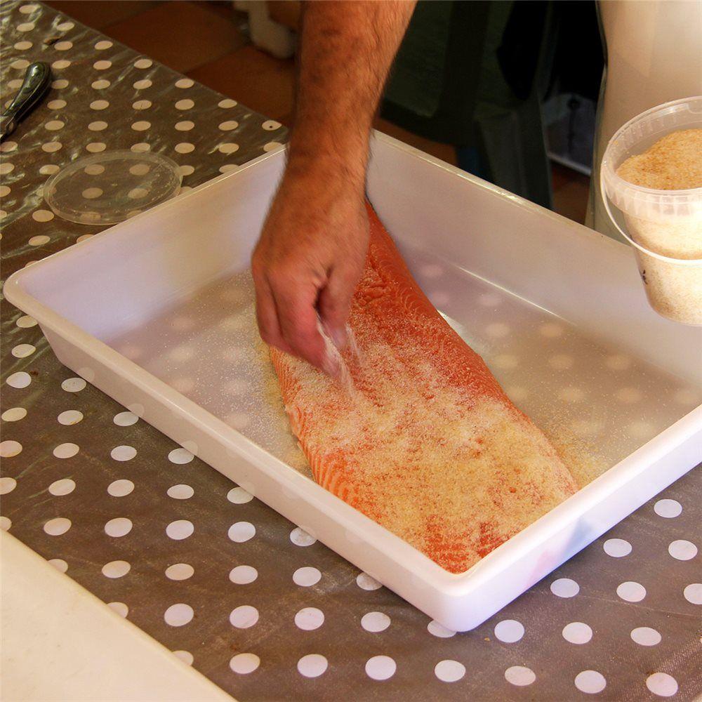 Comment préparer vos saumons fumés maison - Tom Press