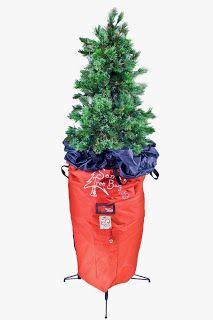 Upright Standing Christmas Tree Storage Bag   Ideas Storing ...