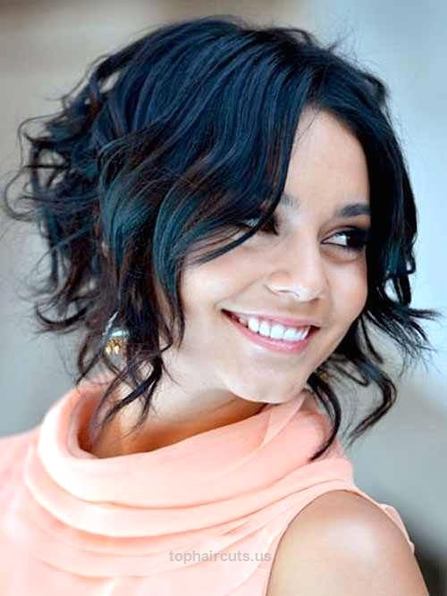 Short Hairstyles For Square Faces 2016 2017… Short Hairstyles For ...