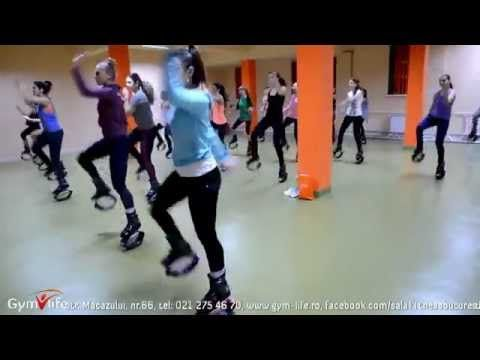 Oferta Kangoo Jumps Gym Life Club Pantelimon Sala