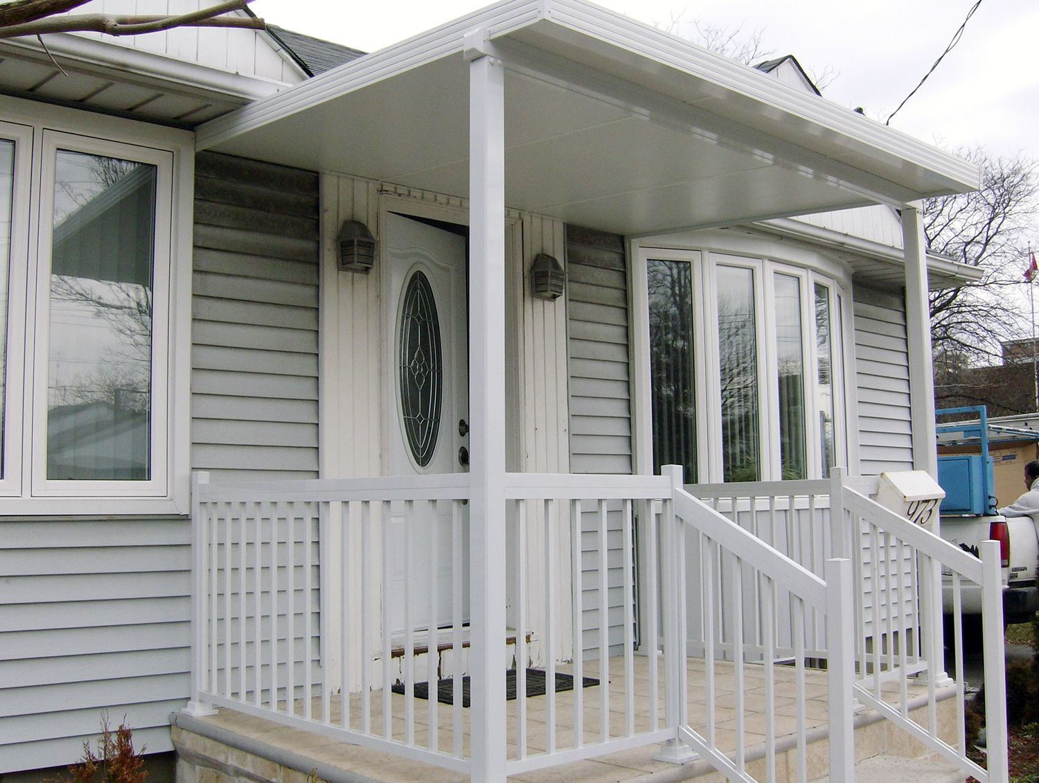 Protect your porch from sun, rain or snow with our Patio ... on Patio Cover Ideas For Rain id=42906