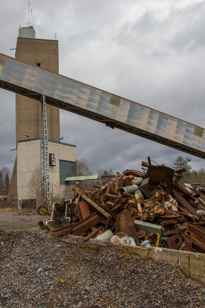 Yxsjöberg - urban-exploration | bjarnestam.se