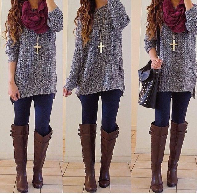 Zapatos marrones de otoño para mujer iYEWBGeVk