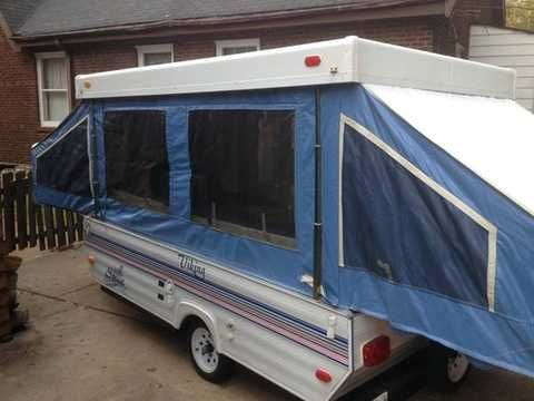 1992 Viking Pop Up Camper Classifieds Reachoo Com Camper