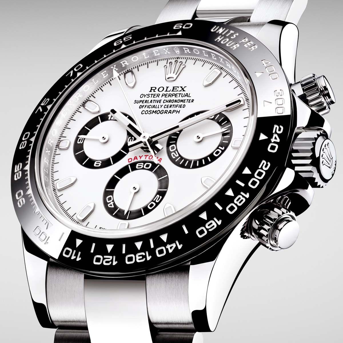 La Cote des Montres : Photo - Rolex Cosmograph Daytona 2016