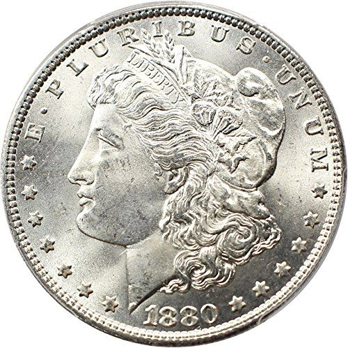 1880 P Morgan Dollars Dollar MS66 PCGS *** Want additional info? Click on the image.