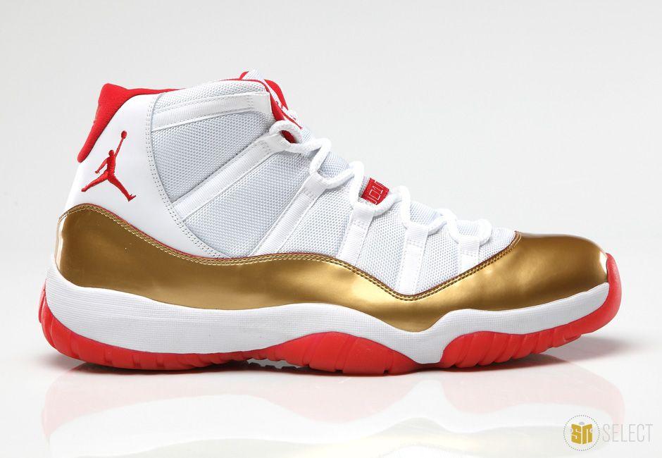 Air Jordan XI Ray Allen
