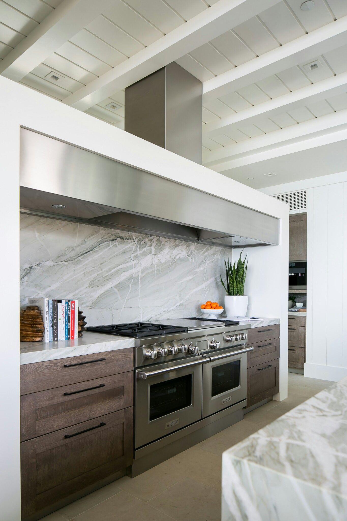 Modern Beach Houses, Beach House Kitchens, Design Interiors, Room, Kitchen