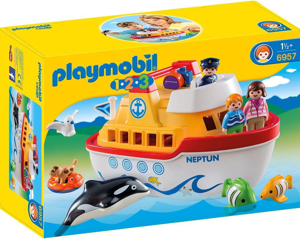 PLAYMOBIL 1 2 3 Mein Schiff