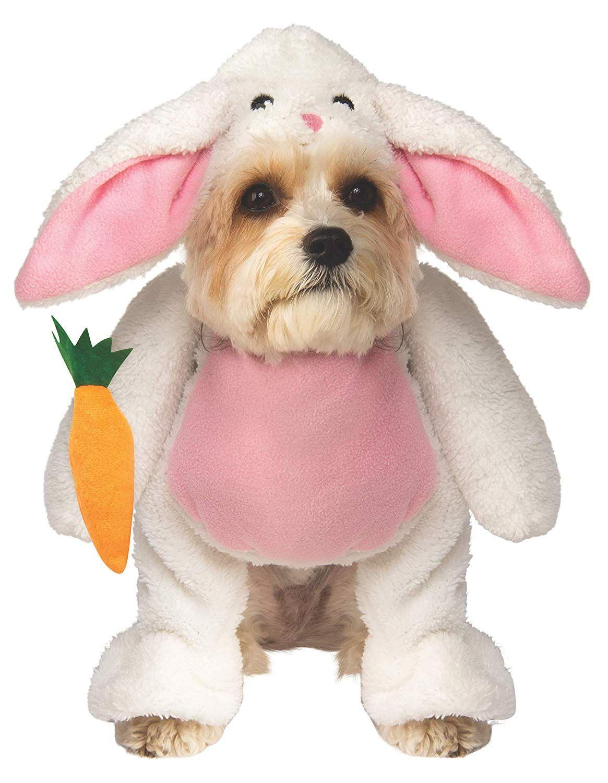 Rubie S Walking Bunny Pet Costume X Large