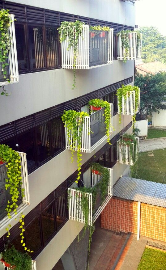 Classroom Building, Gunadarma University, Indonesia By KIND Architects