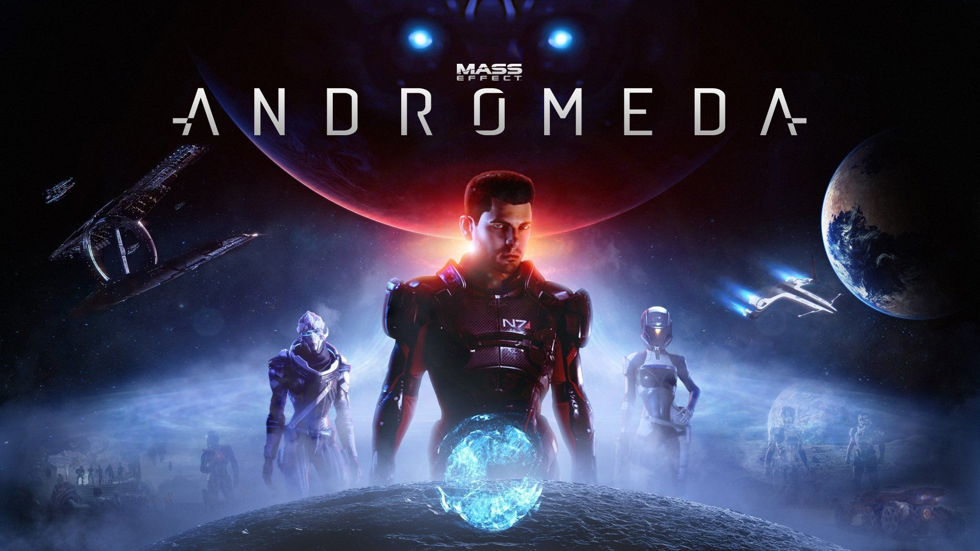 3840x2160 Mass Effect Andromeda Wallpaper Background Image View Download Comment And Rate Wallpaper A Mass Effect Mass Effect Universe Background Images