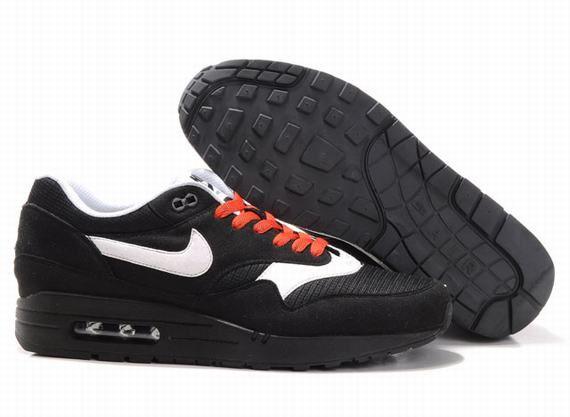 731fd858bca 308866 018 Nike Air Max 1 Black Sail Red AMFM0710 ...