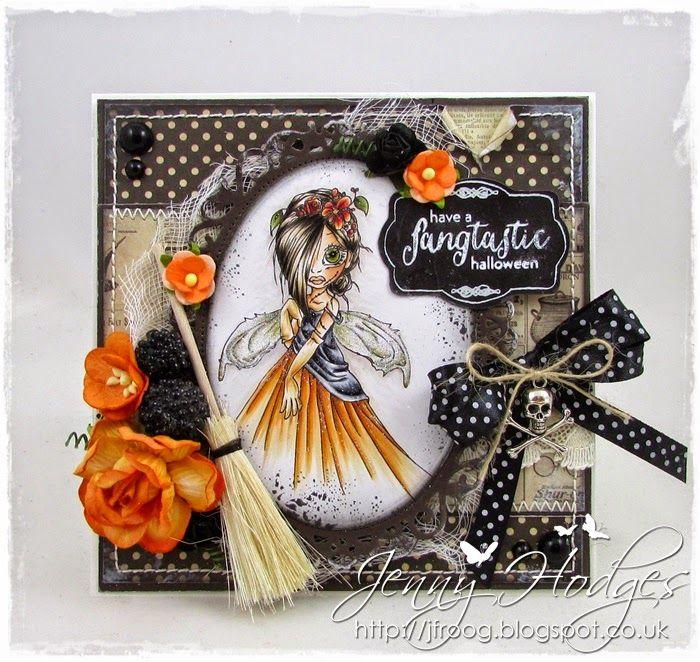 Design by Jenny: Happy Halloween