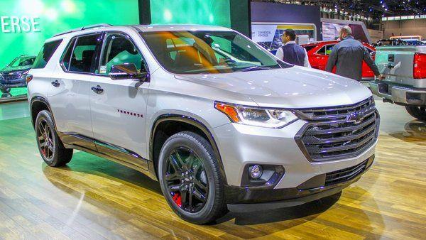 2018 Chevrolet Traverse 1lt Chevrolet Traverse Chevrolet Suv Chevrolet