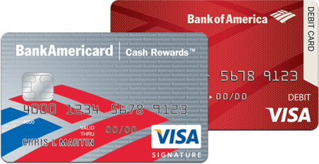 Application Status For Bank Of America Credit Card