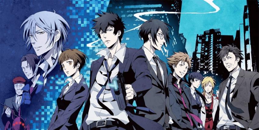 Psycho Pass, l'anime de science fiction japonais Passe