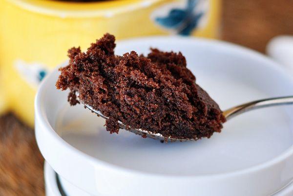 Chocolate Nutella (2-Minute) Mug Cake | Recipe | Paleo ...