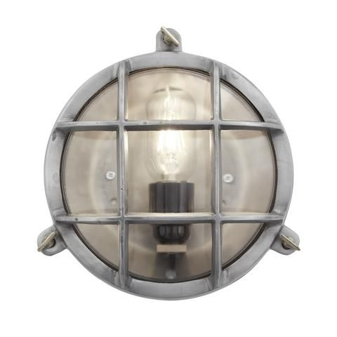 Vintage industrial heavy round bulkhead retro wall lightflush mount vintage industrial heavy round bulkhead retro wall lightflush mount aloadofball Images