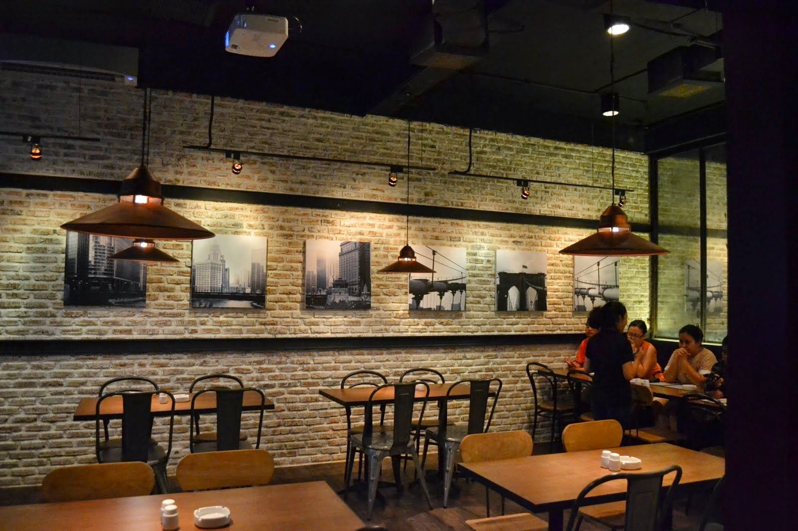 Interior Kafe Vintage Cafe Design Cafe Interior Design Vintage