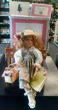 Georgetown porcelain doll Caroline sweetheart of summer by Pamela Phillips