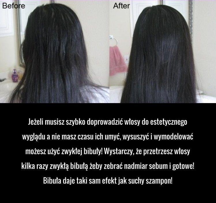 Przetluszczone Wlosy Hair Skin Hair Makeup Hair