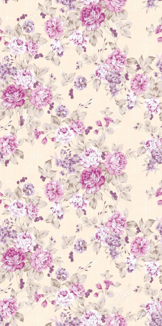 Purple Floral Tumblr Topsimages