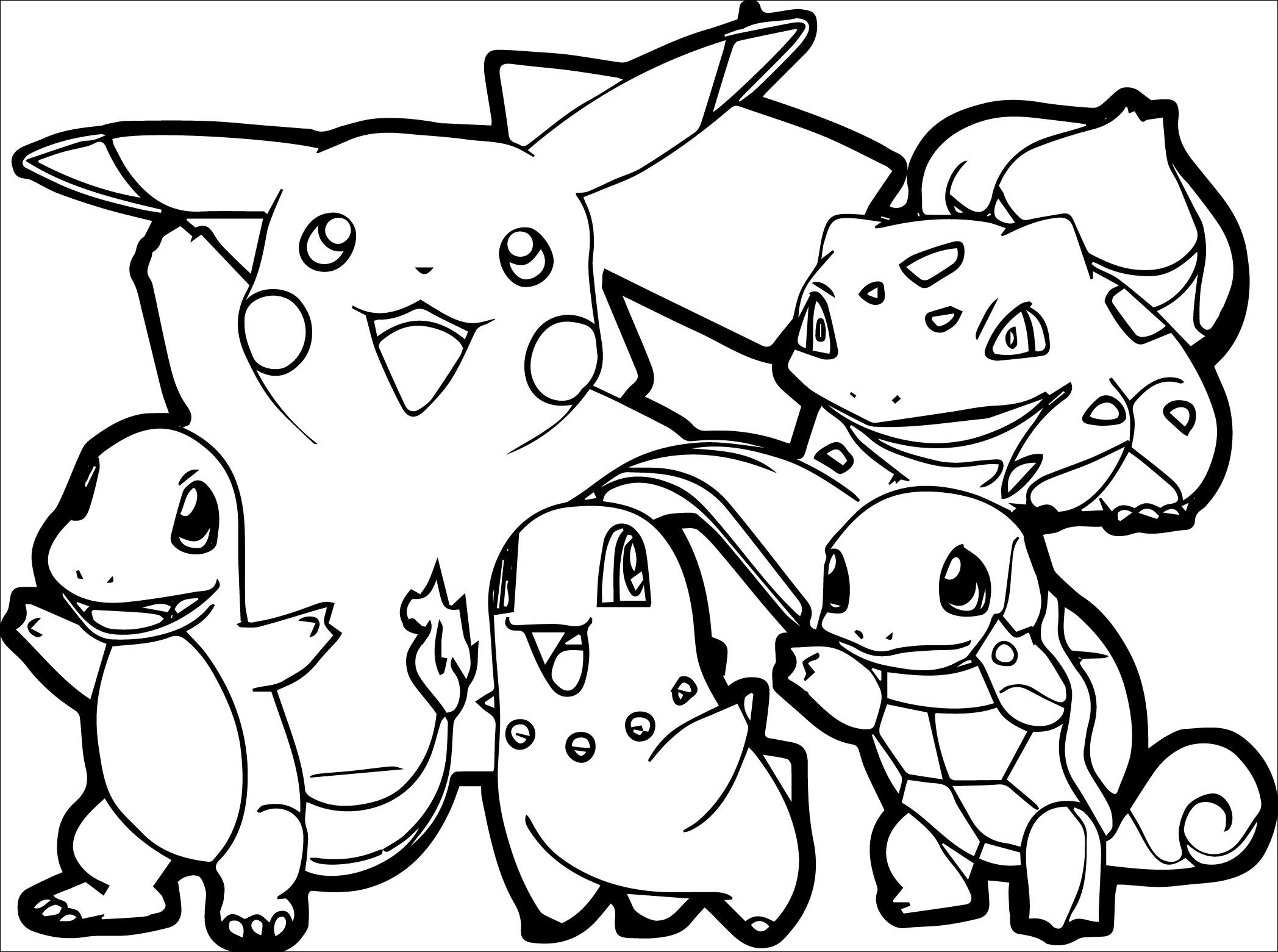 24 Complexe Pokemon Coloriage Images