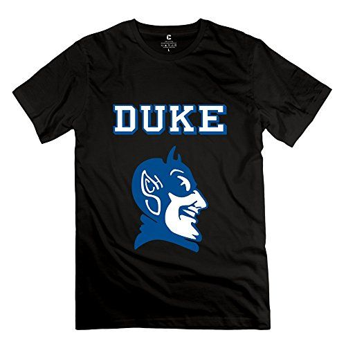 Mens Funny T-shirts - Duke Basketball Logo Black Size XS | Active Shirts &  Tees | Pinterest | Duke basketball