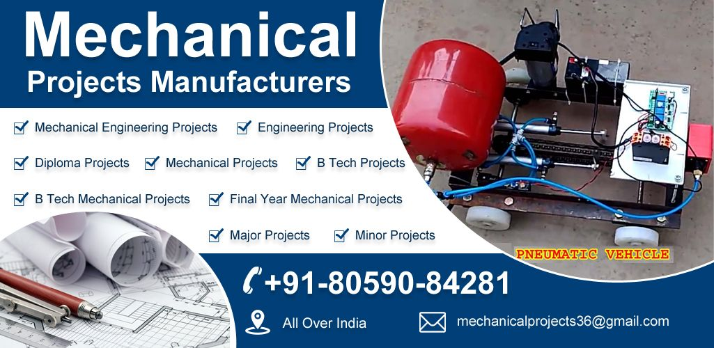 Enroll yourself for mechanical project manufacturers for mechanical enroll yourself for mechanical project manufacturers for mechanical engineering projects diploma projects mechanical projects solutioingenieria Choice Image