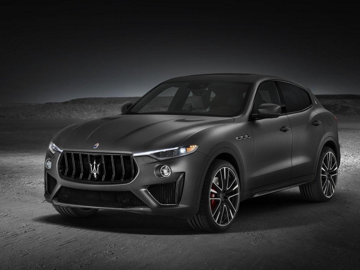 Maserati Levante Price